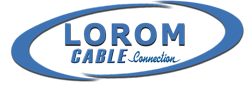 Lorom West logo